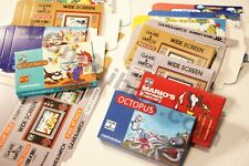 GAME&WATCH 18 boxes full set for every widescreen Game & Watch game - repro box