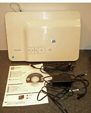 HP ScanJet G3110 Flatbed Photo Scanner with Adapter USB Power Cord Instructions
