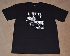 NEW GEARS OF WAR 3 I Prefer Beast Mode T-Shirt BLACK Large GOW L 2011 Epic Games