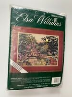 ELSA WILLIAMS NEEDLEPOINT KIT TRANQUIL NIGHT MADE IN USA NEW SEALED