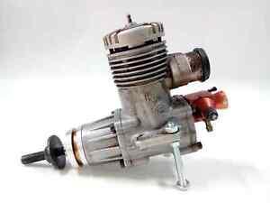 K&B 7.5 airplane engine