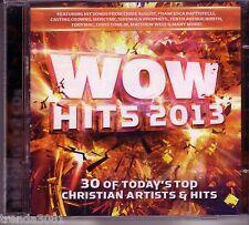 WOW Hits 2013 2 CD Box Classic Christian Rock Pop TOBYMAC CHRIS TOMLIN MERCYME