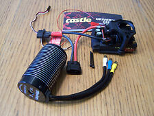 Traxxas XO-1 Castle Creations Mamba Monster 2 Extreme Brushless ESC 1650kv Motor