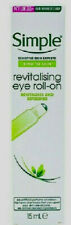 Simple Revitalising Eye Roll-On 15ml -  cools and refreshes.  multi-vit Eye Roll
