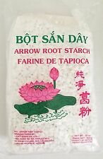 16oz Arrow Root Starch by Lucky Shing Brand (Bot San Day)