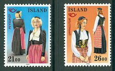 Cultures, Ethnicities Icelandic Stamps