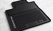 Genuine Nissan Murano Floor Mats, All Season, And 999E1-C3000