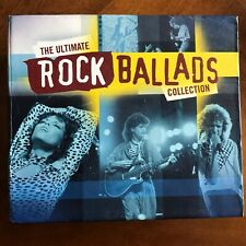 The Ultimate Rock Ballads Collection Time Life 7 CD Set