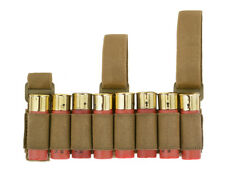 AIRSOFT Arm shotshell pouch for 8 rounds - Coyote  - FOR TOY SHELL SHOTGUN M870