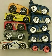 8 Piece Hot wheels #26 Fat Tire Toy Race 🏁 Cars