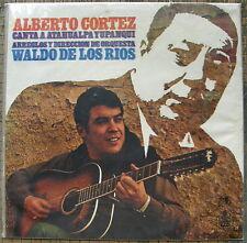 Alberto Cortez Canta A Atahualpa Yupanqui Folklore 1978 HISPA VOX NMINT