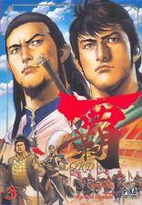 LORD  tome 3 Buronson Ikegami manga seinen