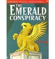 Fowler, Mark, The Emerald Conspiracy (Usborne Puzzle Adventures), Very Good Book