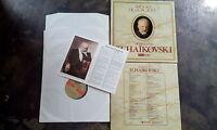 Cofanetto 4 LP Tchaikovsky - Tresors Della Musique/Condizioni