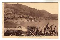 Vue Sur Monte Carlo - Monaco Photo Postcard c1920s