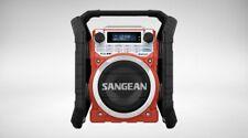 SANGEAN U4 DBT DAB+FM-RDS BLUETOOTH AUX-IN ULTRA RUGGED DIGITAL TUNING RECEIVER