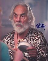 Tommy Chong Signed Autographed 8x10 Photo Cheech and Chong & Up In Smoke G