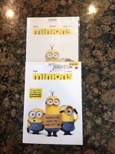 Minions (DVD, 2015) NEW-Authentic US Release With Slipcover As Pictured
