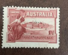 Australia 1929 Opening Of Parliament 11/2d Mint