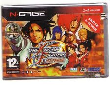 Nokia N-Gage: The King of Fighters, new & sealed, Neu & originalversiegelt ngage