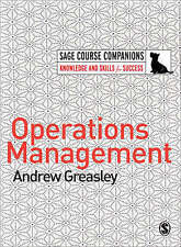 Operations Management (SAGE Course Companions series)-ExLibrary