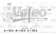 VALEO Alternador Para FIAT 131 FIORINO TALENTO 436103