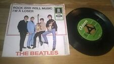 """7""""  Pop Beatles - Rock And Roll Music (2 Song) ODEON McCartney"""