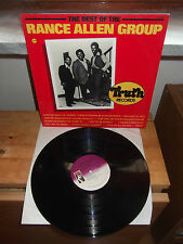 "The Rance Allen Group ‎""The Best Of"" LP STAX USA 1988"