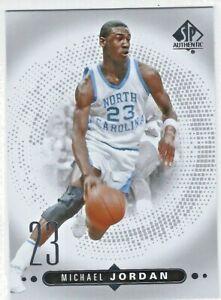 Michael Jordan 1993-94 SP Authentic Card #36