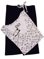 Evans pyjamas Set long pants pjs + short sleeves t shirt plus size sleepwear NEW