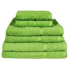 Draps de bain de salle de bain vert