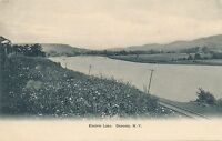 ONEONTA NY – Electric Lake – udb (pre 1908)