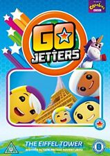 Go Jetters - The Eiffel Tower And Other Adventures [DVD] New Sealed UK Region 2
