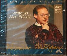 RARE Signature N Mcgeggan CD 1st Run Harmonia Mundi 75 Mins Digital 907701 18tks