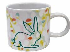 New Starbucks Holiday 2019 Spring Easter Rabbit Ceramic 12oz Mug
