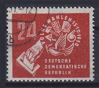 DDR Mi Nr. 275, gest., Volkswahlen 1950, used