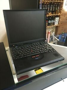 IBM ThinkPad 600X Fully working