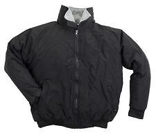 Men's Nylon Three-Season Jacket, Polar Fleece Lined NWT