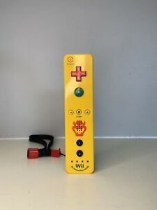 Official Bowser Nintendo Wii Motion Plus Remote Controller Limited