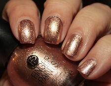 NEW FingerPaints Nail Color TITIAN TINT - Finger Paints polish rosy copper foil