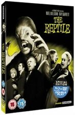 The Reptile (Blu-ray + DVD) [1966], New, DVD, FREE & FAST Delivery