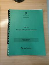 Principles of Programming Languages by T. Young Kong- Digital Version