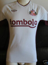 Sunderland FC - Vanilla & Claret Away Shirt - 2010-12 - Small