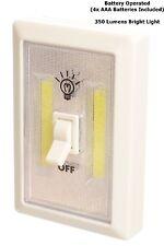 LED Switch Lights Wireless Cordless Under Cabinet Closet Kitchen RV Night Light