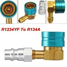New R1234YF to R134a Low Side Quick Coupler Adapter Car Air Conditioning Fitting