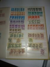 SHEET WITH STAMPS  PLANES/  (SPACESTAMP31)