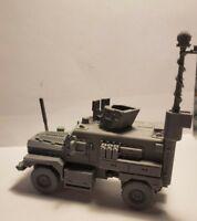 1/72 1:100 1:200 1:56 1:48 MRAP RECON COMM Scale 3d Printed WW II Model Tank