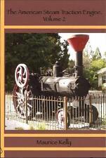 American Steam Traction Engine, Vol. 2 * rare book