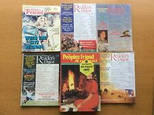 6 Reader's Digest & People's Friend Magazines, Annuals & Short Stories 1990s