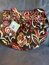 Vera Bradley Puccini Morgan Purse Handbag - New With Tags Retired